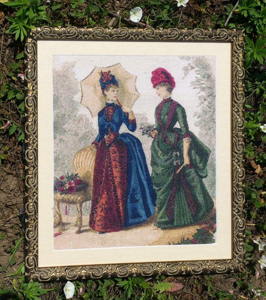 Victorian Fashions - схема на Аrtecy,